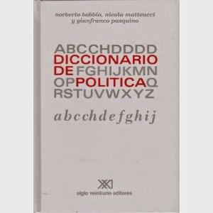 DICCIONARIO DE CIENCIA POLITICA NORBERTO BOBBIO PDF