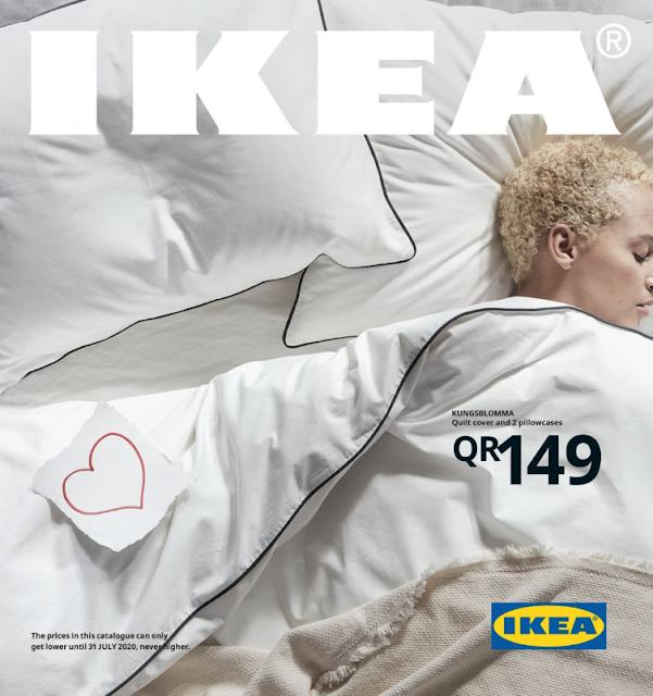 2020 IKEA Catalog Qatar
