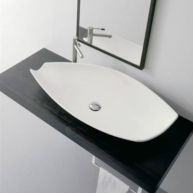 Как да изберете най-добрата мивка за баня?