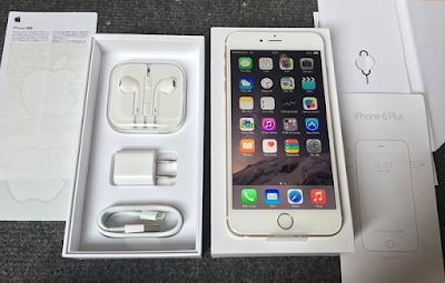 iPhone 6 plus lock 99% chính hãng