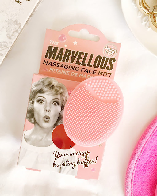 Soap and Glory Facial Silicone Brush
