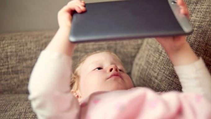 """""""Tablet çocukları"""" geç konuşuyor!"""