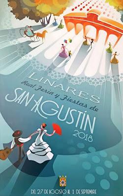 Feria de San Agustín 2018 - LINARES  - Antonio Jesús Jerez