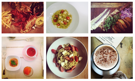 The Food Diary - #2 | Not another beauty blog