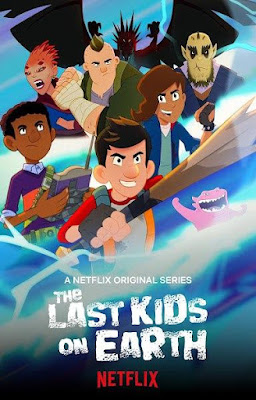 The Last Kids On Earth S03 Dual Audio Complete Series 720p HDRip HEVC X265 ESub