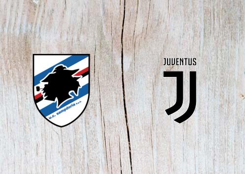 Sampdoria vs Juventus Full Match & Highlights 26 May 2019