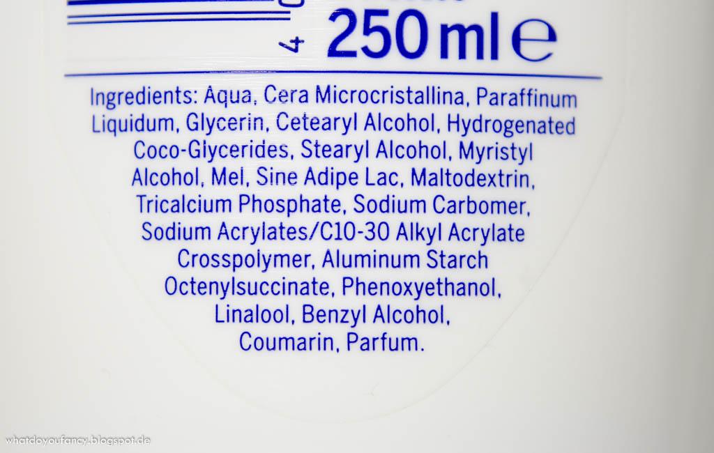 [Review] NIVEA In-Dusch Body Milk
