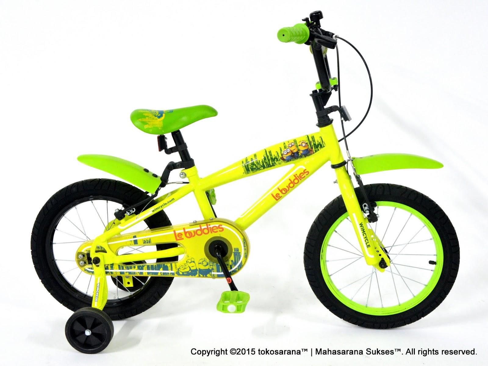 tokosarana™Jakarta Jatinegara Sepeda Anak Wimcycle