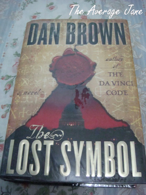 The Average Jane Dan Browns The Lost Symbol