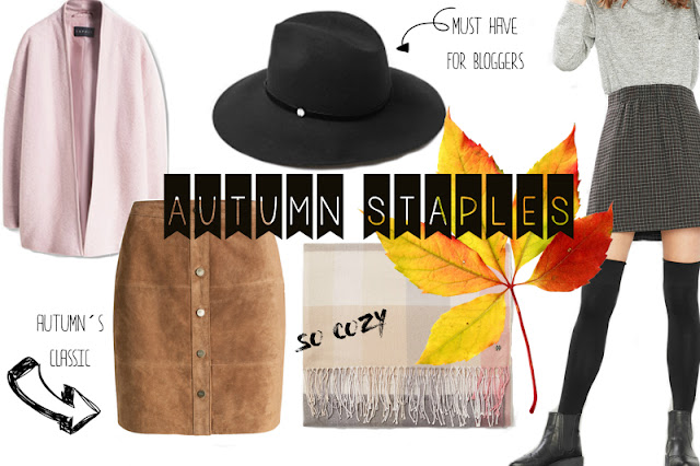 AUTUMN STAPLES