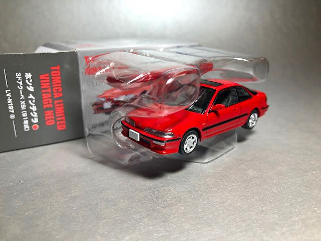 Tomica Limited Vintage NEO LV-N197a Honda Integra
