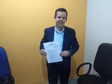Câmara aprova quatro projetos de autoria do vereador Rubens Nascimento