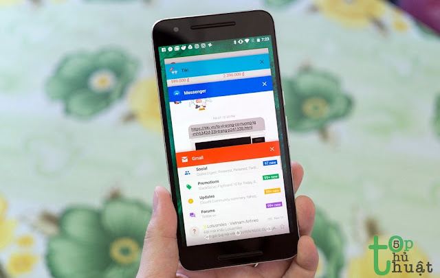 Ứng dụng tiết kiệm ram Android