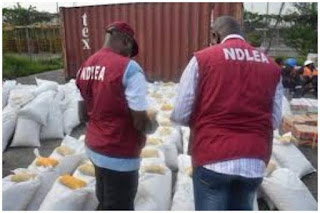 NDLEA Officers