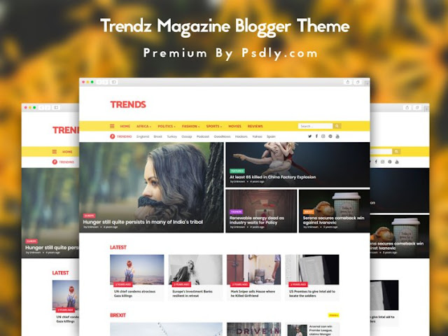 Trendz-Magazine-Blogger-Template-Premium-Version-Free-Download