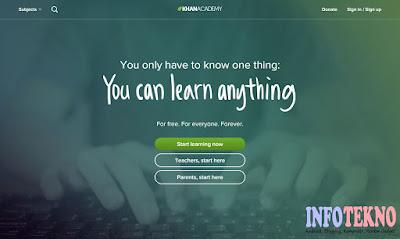 Situs Terbaik Untuk Belajar Koding Secara Gratis