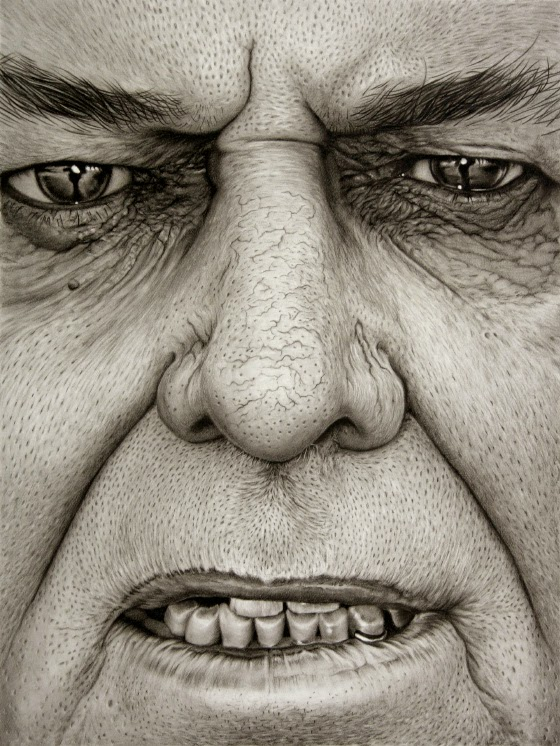 13-Bottleman-Justin-Meyers-Hyper-Realistic-Life-Snapshot-Drawings-www-designstack-co