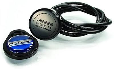 Cerradura de encendido Motogadget MG4002000 M-Lock RFID