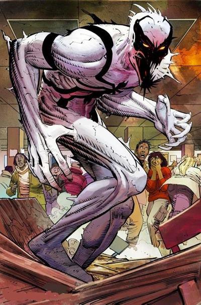 Eddie Brock fue Anti-Venom durante un tiempo