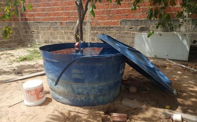 Menino de 2 anos morre afogado após cair em caixa d'água no interior da Bahia