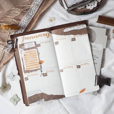 planning-bullet-journal