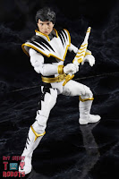 Power Rangers Lightning Collection Dino Thunder White Ranger 54