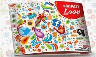 Promo Paket Internet Simpati Loop Di Bulan Mei 2017