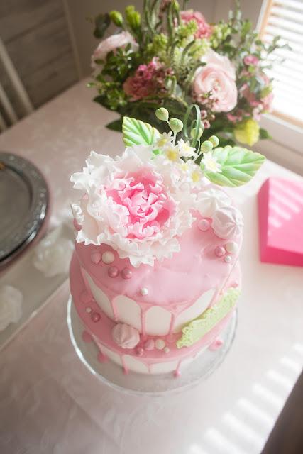 kakku, fantasiakakku