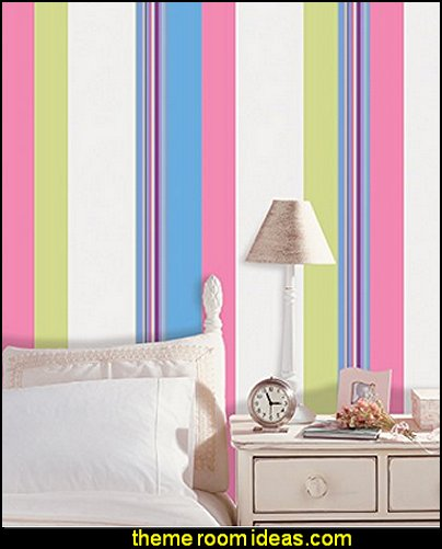 Wall Pops Flirt Stripe