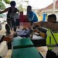 Kecelakaan di Lubuk, Satu Siswa SMA Tewas