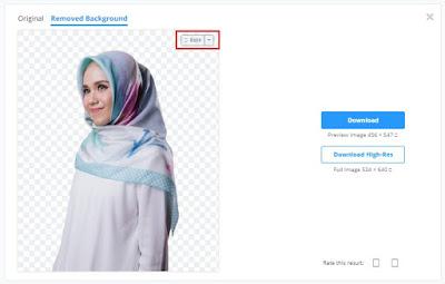 2 Cara Edit Foto Background Merah Online dengan Cepat ...