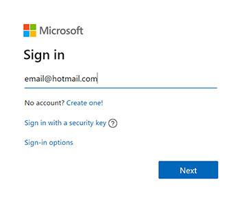 hotmail.comتسجيل الدخول هوتميل