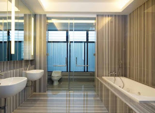 Bisnis, Toilet, Toilet Umum, Toilet Umum Mewah, Toilet Umum Fasilitas Hotel Berbintang