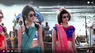 Indian Models from TV Show MTV Indias Next Top Model