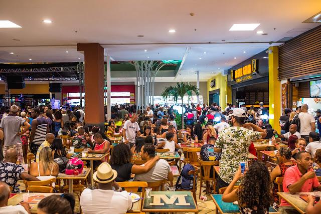 Pátio Guadalupe promove shows gratuitos durante toda a semana