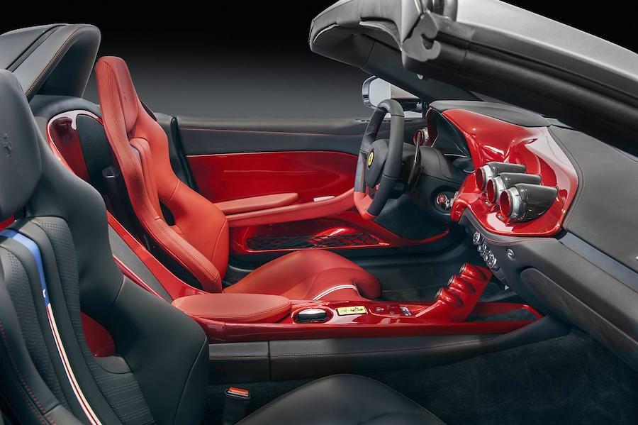 フェラーリF60アメリカ