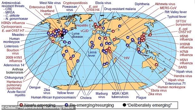 يشبه الإنفلونزا.. العالم يستعد لمواجهة مرض يقتل 80 مليون شخص في ساعات