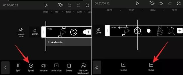 Cara Mengubah Kecepatan Video di CapCut-1