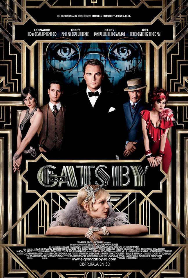 El Gran Gatsby - Cartel