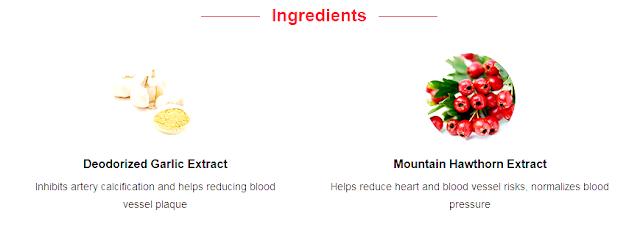 Cardio Trust Plant-based Ingredients