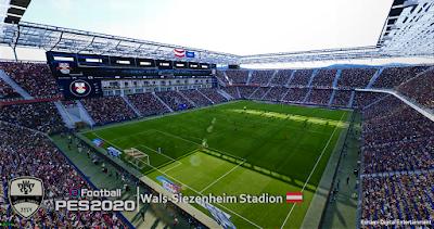 PES 2020 Stadium Wals-Siezenheim