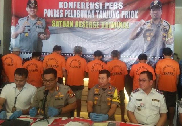 Polisi Ungkap Penjualan Materai Palsu Lewat Toko Online