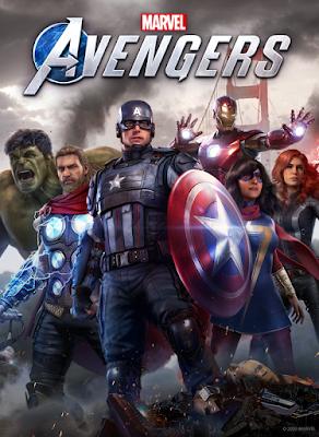 Square Enix Marvel's Avengers Video Game