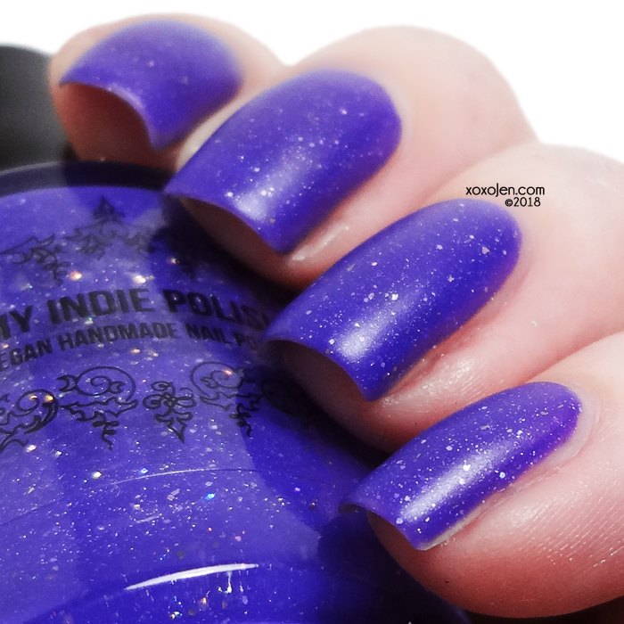 xoxoJen's swatch of My Indie Polish: Like Oh My Caboodle