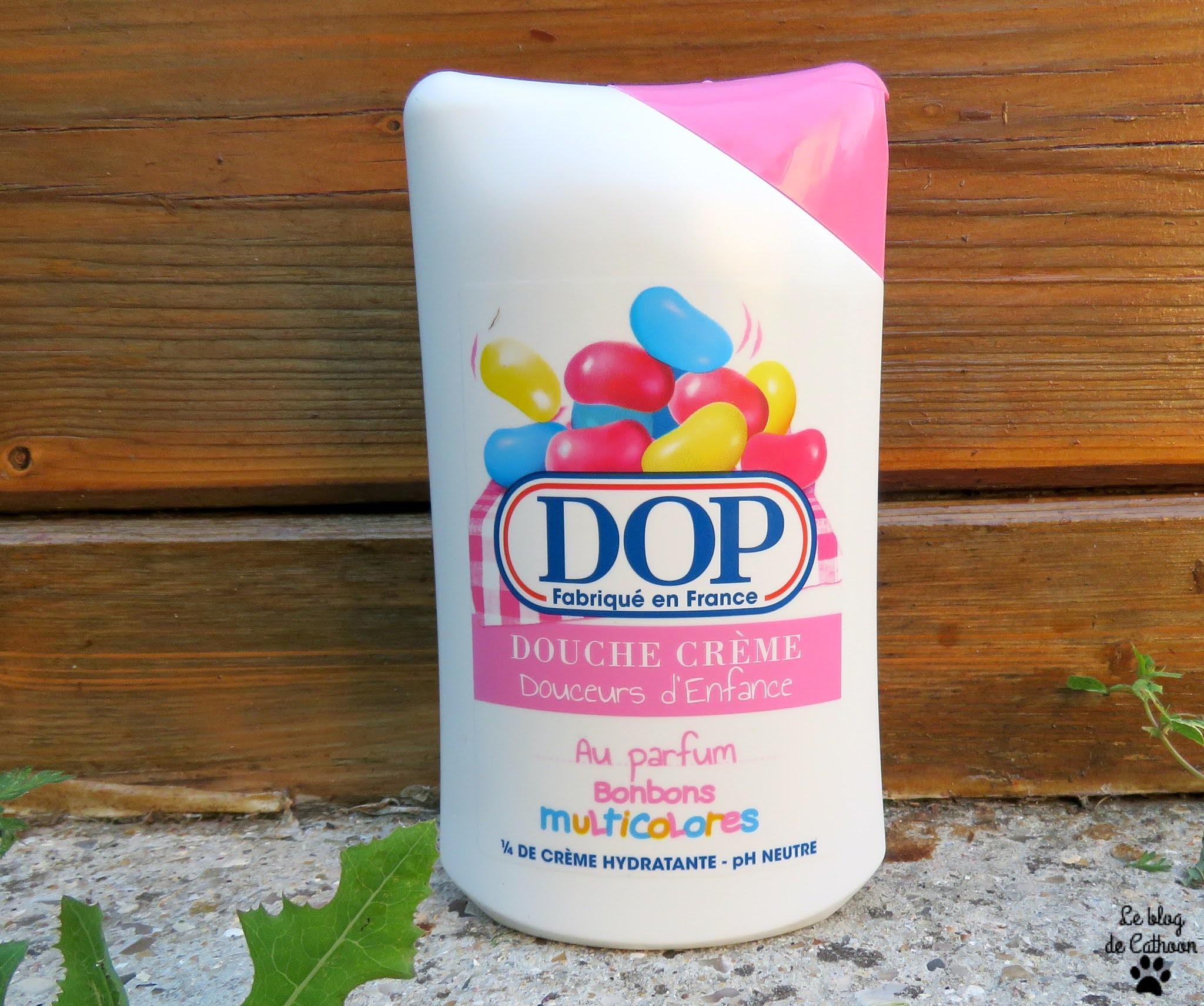 Bonbons Multicolores - Douche Crème Douceurs d'Enfance - Dop
