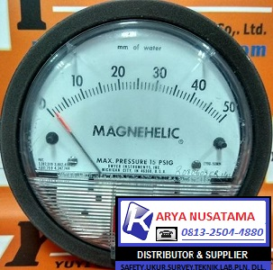 Jual Dwyer 2000-50MM Pressure Gage di Bengkulu