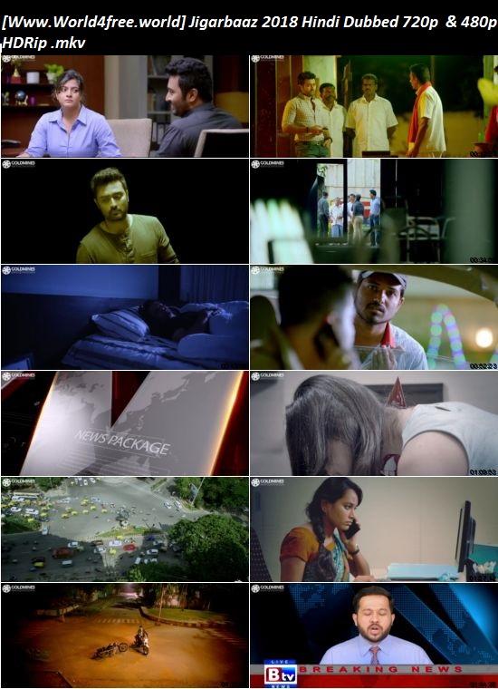 Screen Shoot of Jigarbaaz 2018 Full Hindi Dubbed 720p HDRip 850MB