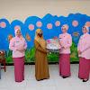 Ketua YKB Daerah Sulsel Salurkan Bantuan Kepada Guru TK Kemala Bhayangkari SPN Batua