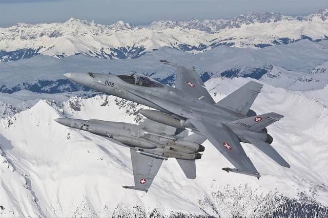 Swiss Air Police Service 24