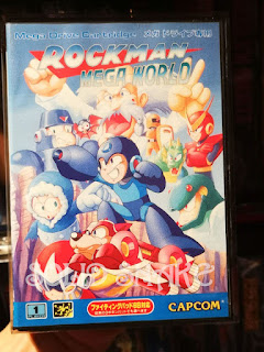 rockman mega world
